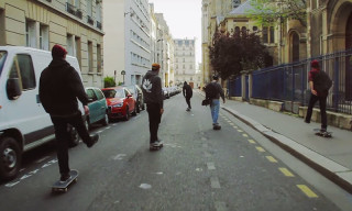 "Watch ""Vicious Circle,"" a Short Skate Video Shot in Paris"