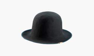 visvim Beaver Pelt Laureate Hat