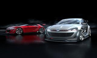 Volkswagen Unveils GTI Supersport Vision Gran Turismo