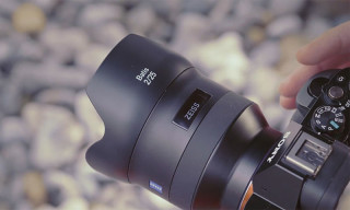 ZEISS Batis 2/25 and 1.8/85 Lenses Feature OLED Displays
