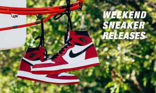 12 Sneakers Releasing This Weekend