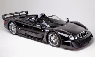 Unused 1999 Mercedes-Benz CLK GTR Roadster Is Headed to Auction