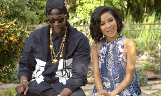 2 Chainz and Jhene Aiko Visit a Psychic on GQ's 'Most Expensivest Shit'