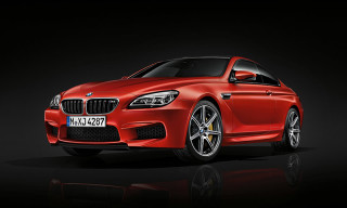 BMW Upgrades the M6 Competition Package for 2016