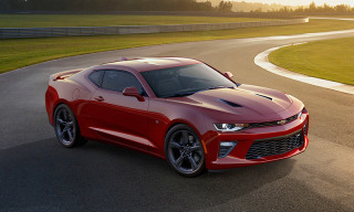 The 2016 Chevrolet Camaro Is Lighter and More Powerful Than Ever
