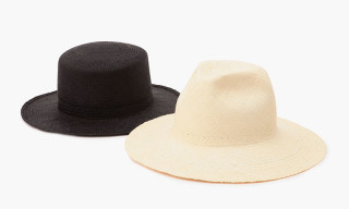5525gallery × KIJIMA TAKAYUKI Panama Hats Are Back for Summer 2015