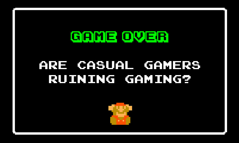 what is casual gaming
