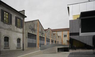 Fondazione Prada Campus Designed by OMA