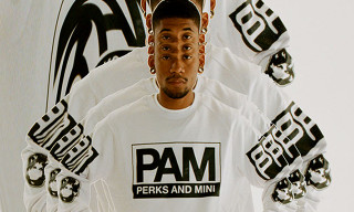 "P.A.M. Spring/Summer 2015 ""Psy Active Mutation"" Lookbook"