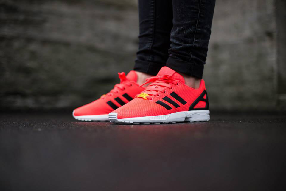 new product d1ae6 5d29b triple red zx flux