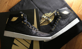 "A First Look at the Air Jordan 1 ""Pinnacle"""