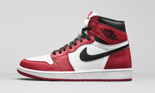 An Official Look at the Air Jordan 1 Retro High OG 'Varsity Red'