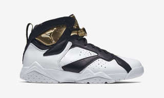 "Celebrate Jordan's Championships With the Air Jordan 7 ""Cigar & Champagne"""