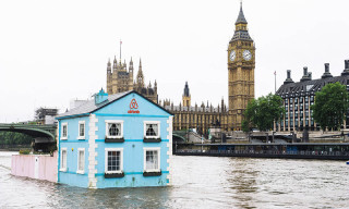 You Can Now Rent a Floating Home on the River Thames