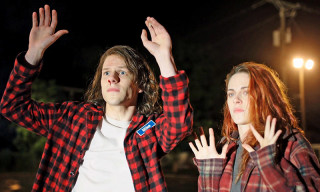 Jesse Eisenberg and Kristen Stewart Star in New Action Comedy Film 'American Ultra'