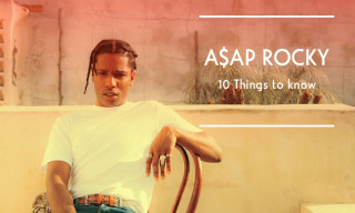 10 Things You Should Know About A$AP Rocky