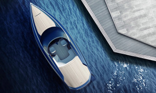 Aston Martin x Quintessence Yachts AM37 Powerboat