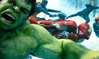 Watch the Design FX Behind The Hulk in 'Avengers: Age of Ultron'