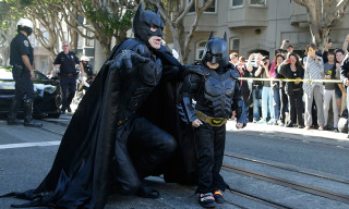 How One Boy's Superhero Wish Inspired the World and the Documentary 'Batkid Begins'