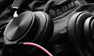 BeoPlay Releases Special Edition H6 Headphones for Rapha Cycle Club