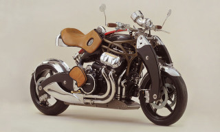 Steampunk Themed Bienville Legacy Motorcycle to Debut at Goodwood