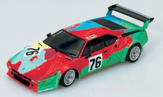 BMW Art Cars Collection Celebrates 40th Anniversary