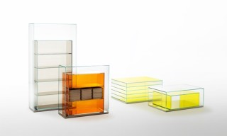 Boxinbox Collection for Glasitalia by Philippe Starck
