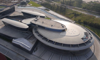 NetDragon's Chinese Headquarters Pays Homage to Star Trek's USS Enterprise