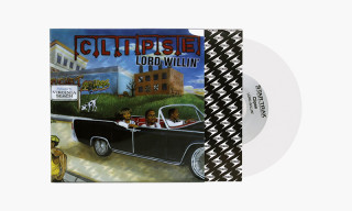 Clipse's 2002 Debut 'Lord Willin' Reissued on Limited Edition White Vinyl