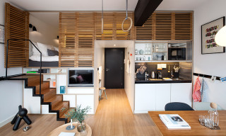 Zoku Neighborhood Concept Marks the End of the Hotel Room as We Know It