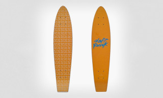"Daft Punk Release Limited Edition ""Da Funk"" Skate Decks"
