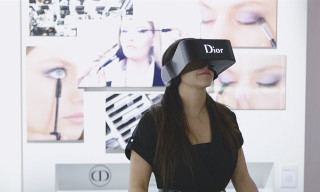 Dior Launches Virtual Reality to Give You Backstage Access