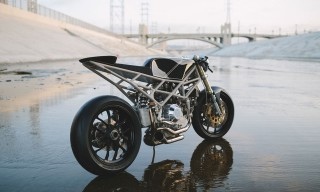 Hazan Motorworks Streamlines the Ducati 900 II