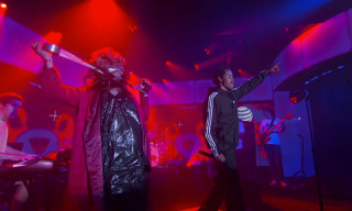 Watch Earl Sweatshirt ft. BADBADNOTGOOD Perform on 'Jimmy Kimmel Live!'