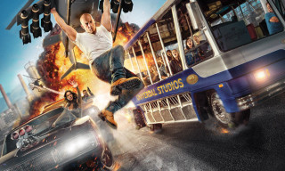 """Fast & Furious Supercharged"" Theme Park Ride"