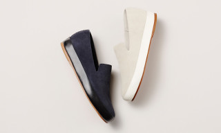 FEIT Interprets the Moccasin for New Handmade Slippers