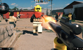 LEGO First Person Shooters Need to Exist