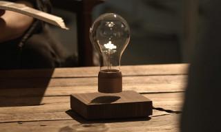 FLYTE – A Levitating Light Bulb