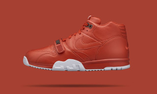 fragment design Flips the Air Trainer 1 Mid for NikeLab