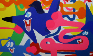 """What to Expect at the """"FUD"""" Exhibition by Barry McGee and Todd James"""