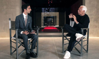 Watch Giorgio Armani Talk About His Fashion Legacy
