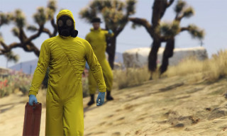 Watch This 'GTA V' Tribute to 'Breaking Bad'