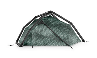 "Get up and Go With Heimplanet's Fistral Tent in ""Cairo Camo"""