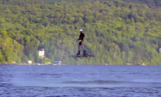 Catalin Alexandru Duru Sets Guinness World Record for Farthest Journey by Hoverboard