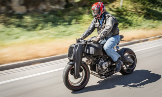 Watch Jay Leno Ride the Ronin 47 Motorcycle