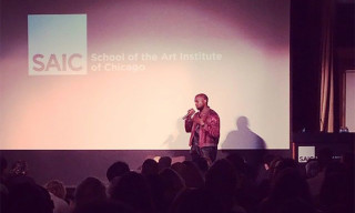 Listen to Kanye West's Lecture at SAIC