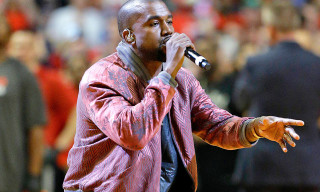 Kanye West's Silk Bomber Jacket Can Be Yours for $3,330