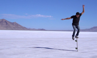 Kilian Martin Proves Anywhere Can Be a Skate Park