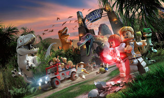 Watch the 'LEGO Jurassic World' Video Game Trailer