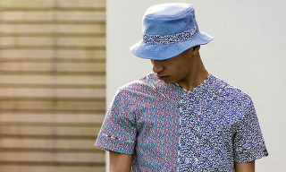 Liberty x New Era Spring/Summer 2015 Lookbook